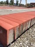混凝土路沿石 规格:750X300x120